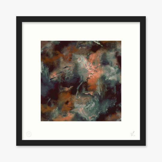 cloudbusting-rust-art-print
