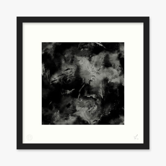 cloudbusting-black-art-print