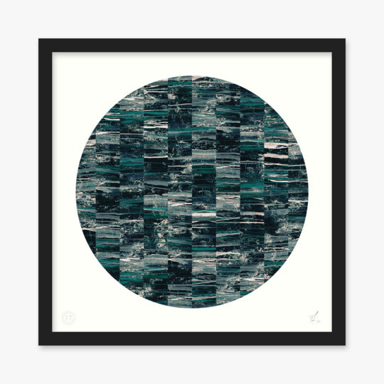 17-patterns_art-print-acro-jade-circle-black-frame