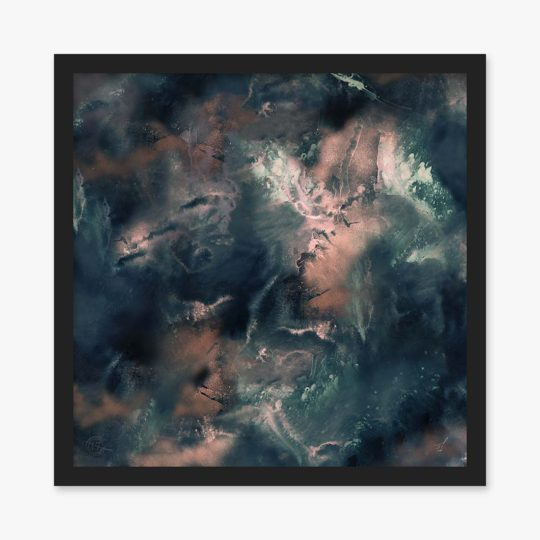 cloudbusting-earth-blue-17-art-print