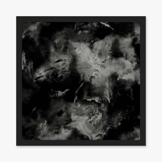 cloudbusting-black-17-art-print