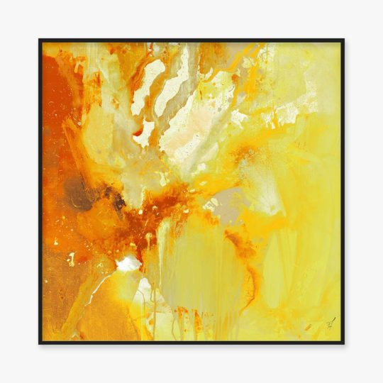 nebulous-yellow-art-print