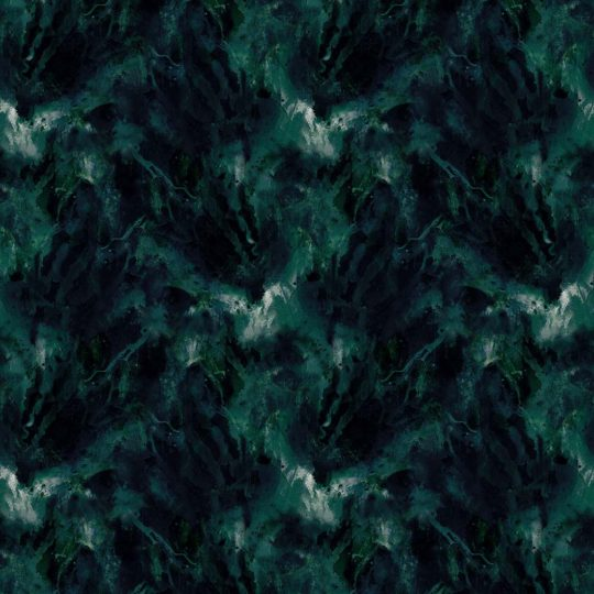 Beyond Nebulous Wallpaper Blue Green