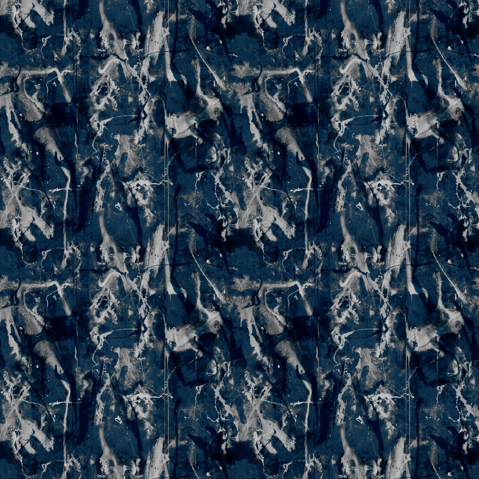 Blotto Royal Cotton Velvet Upholstery Fabric By 17 Patterns